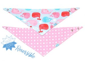 pack de don bandanas reversibles rosa